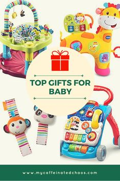 Top Gifts for Baby