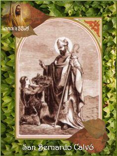 Leamos la BIBLIA: San Bernardo Calvó