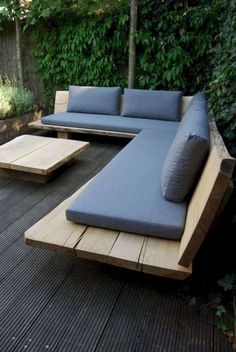 Corner Seating, Lounge Seating, Outdoor Seating, Outdoor Sofa, Outdoor Decor, Outdoor Lighting, Seating Areas, Outdoor Fire, Lighting Ideas