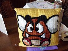 goomba pillow