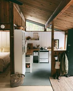 Home Decor For Small Spaces .Home Decor For Small Spaces Style At Home, House Ideas, Best Kitchen Designs, Tiny House Design, My New Room, Cozy House, Cozy Cabin, Home Fashion, Cheap Home Decor