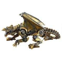 """Steampunk Gothic Gear Dragon"" Statue"