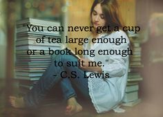 Community Post: 16 Quotes That Will Make You Want To Cuddle Up With A Book