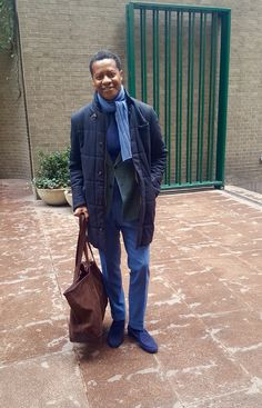 Sprezzatura-Eleganza | parkenmadison:   The distinguished gentleman from...