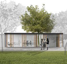 Representação Arquitetônica. Projeto de Arquitetura e Paisagismo.