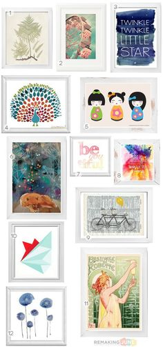 12 free art prints for your wall,,,seasons are changing! Now is a good time to freshen up your space with these free printable art! Free Art Prints, Wall Art Prints, Freebies, Diy Wall Art, Wall Decor, Wall Collage, Printable Wall Art, Poster, Free Printables