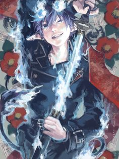 I watched Blue Exorcist back when I was on an anime-watching high, so I finished it in pretty much two nights XD