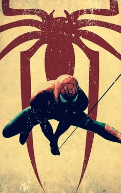 emilytheburntfish: Cool Spidey art. emilytheburntfish.