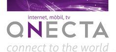 #Disseny de #logotip, #flyers i #retolació de cotxes comercials per QNECTA