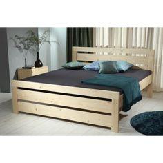 RHINO I. postel - masivní smrk | Značkové spaní Bed, Furniture, Home Decor, Decoration Home, Stream Bed, Room Decor, Home Furnishings, Beds, Home Interior Design