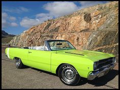 1968 Dodge Dart Maintenance of old vehicles: the material for new cogs/casters/gears/pads could be cast polyamide which I (Cast polyamide) can produce
