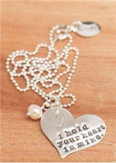 i hold your heart in mine. . .     @ lisaleonardonline.com