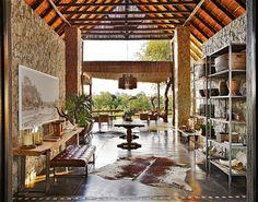 Londolozi Tree Camp , Granite Suites, Kruger National Park, South Africa