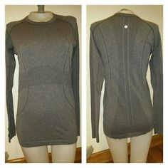 lululemon Long Sleeve Swiftly Tech Great condition light piling price firm (unless bundled) priced accordingly  Size 8 Thumb holes lululemon athletica Tops Tees - Long Sleeve