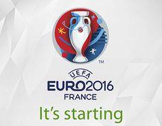 Euro 2016 it's starting! Go gol Euro 2016!