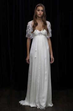 >> WEDDING DRESS MONDAY << TEMPERLEY LONDON SUMMER 2011 COLLECTION   Peonies & Pearls