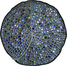 atelier de mosaïque gironde, babylon mosaic emilie baudrais Wood Mosaic, Mosaic Wall Art, Mosaic Glass, Mosaic Tiles, Stained Glass, Glass Art, Mosaic Designs, Mosaic Patterns, Mosaic Furniture