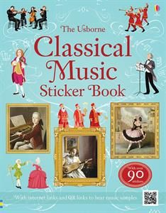 Show details for Classical Music Sticker Book