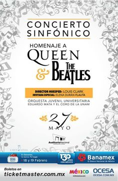 Queen & The Beatles Sinfónico