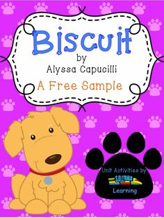 This is a FREE sample of our Biscuit unit you can grab as you hop through this book hop. Lots of great book ideas and FREEBIES!