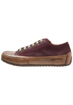 trendy Candice Cooper ROCK Sneakers laag bordo (rood)