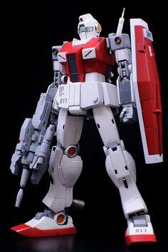 RGM-79L ジムライトアーマー