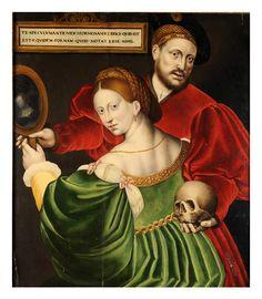 Biografía: Ambrosius Benson (1495-1550)  Ambrosius Benson nació en Italia pero comenzó a trabajar en Brujas en 1518. Inicialmente, él trabajó como ayudante a Gerard David. Sus pinturas eran acertadas en los mercados italianos y españoles y fueron creadas específicamente para la exportación a esas localizaciones. Benson pintó sobre todo pinturas religiosas pero también produjo algunos retratos.