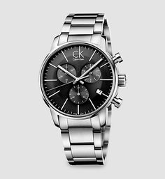 CK CITY CHRONOGRAPH WATCH Calvin Klein | Official Site and Online Store