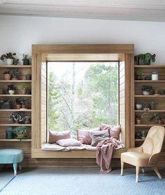 Skapa en grön oas – stylistens 7 bästa tips | ELLE Decoration #homeofficedecor