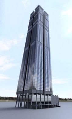 #60) 270 Park Avenue (JP Morgan Chase Tower) | 215m | 707 ...