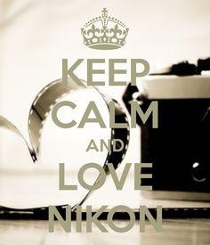 My Nikons = everything
