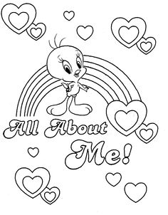 tweety bird coloring pages coloring pages tweety 13 cartoons