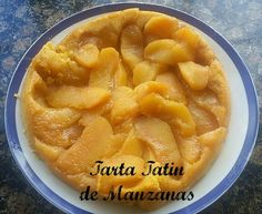 Tarta Tatin de manzana {Cooking The Chef} ~ No sin mi taper