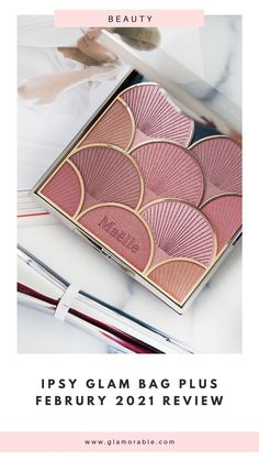 Mixed feeling about the February #Ipsy Glam Bag Plus, like this pretty blush palette for example. More on the blog! #ipsyglambag #makeup #blush #palette Liquid Eyeshadow, Eyeshadow Brushes, Eyeshadow Palette, Tokyo Milk, Ipsy Glam Bag, Mixed Feelings, Makeup Blush, It Cosmetics Brushes, Pretty Packaging