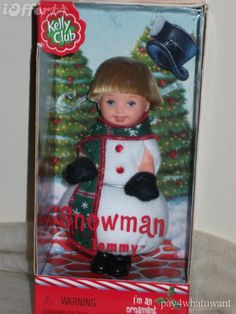 barbie dollschristmas tommy kelly - Pesquisa Google