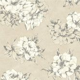 Found it at Wayfair -  Watercolor Floral Wallpaper
