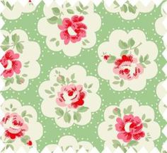 Cath Kidston Provence rose oilcloth per m Cath Kidston Patterns, Cath Kidston Fabric, Cath Kidston Wallpaper, Fabric Wallpaper, Rose Wallpaper, Pattern Paper, Fabric Patterns, Curtain Inspiration, Color Inspiration
