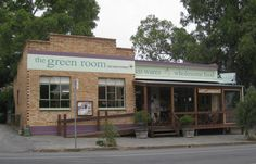 """""""The Green Room on High Street"""", Willunga, South Australia.  Fabulous kids play areas (inside and out) Great food, fresh organic juices and milk shakes..."""
