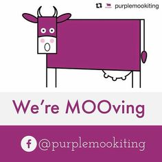 #Repost @purplemookiting  If you follow us on #Facebook weve had to create a new page @purplemookiting because they wouldnt let us #change our name! #justsoyouknow