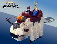 Avatar: The Last Airbender Lego kit