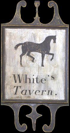 Heidi Howard - Historic Trade & Tavern Signs Pub Signs, Shop Signs, Antique Signs, Vintage Signs, Wood Craft Patterns, Pub Decor, Primitive Signs, Christmas Signs Wood, Antique Bottles
