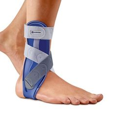 The MalleoLoc is an anatomically self-shaping stabilizing orthosis that can be…