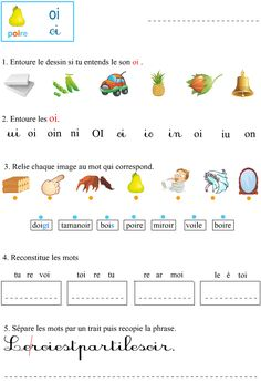 Learning Through Play, Kids Learning, French Classroom, French Language Learning, Teaching French, Learn French, Teaching Tools, Phonics, Montessori
