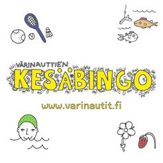 Lataa Värinauttien kesäbingo Boredom Busters For Kids, Creative Crafts, Bingo, Classroom, School, Projects, Squad