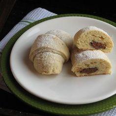 caiet cu retete: Cornulete fragede cu iaurt