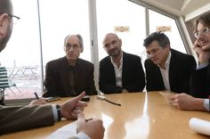Behind the Scenes at Charlie Hebdo's First Editorial Meeting Since the Attack - On Friday, Charlie Hebdo held its first editorial meeting since the deadly attack on its offices earlier this week.