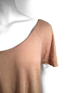 Body is made of a soft swede like fabric. Shirt Blouses, Shirts, Blouses For Women, Bell Sleeve Top, Zara, Crop Tops, Brown, Amazing, Casual