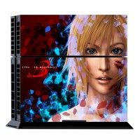 The 3rd birthday Skin For Playstation 4 PS4 Console Controller