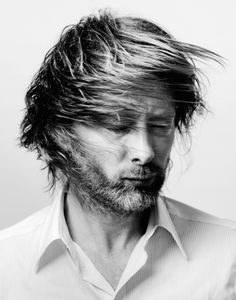 "Thom Yorke -  ""I will shrink and I will disappear"""