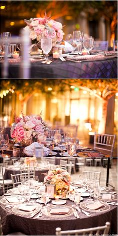 love love love this tablescape and I'm sure you would too #prettywedding